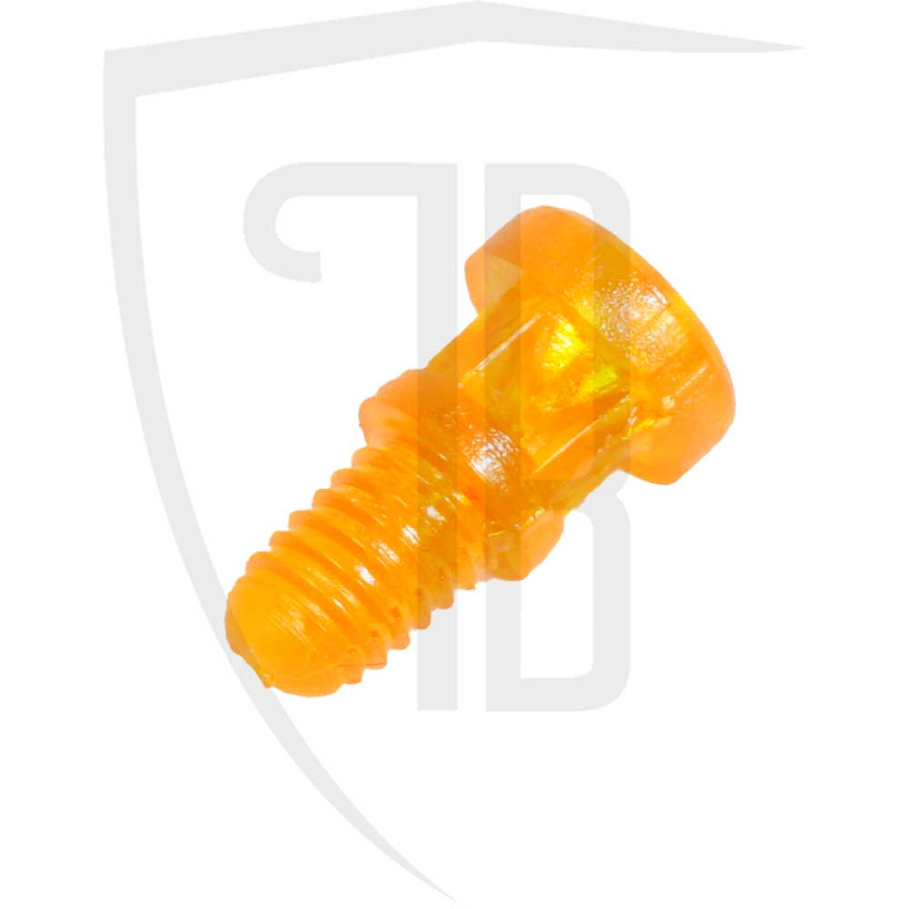 Front indicator lamp lens screw