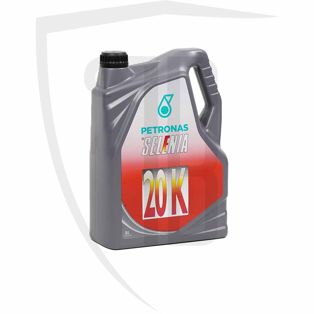 Selenia 20K engine oil 5 Litre Can