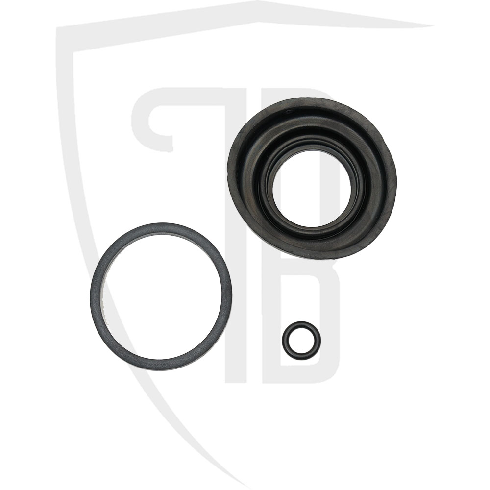 Rear brake caliper seals kit