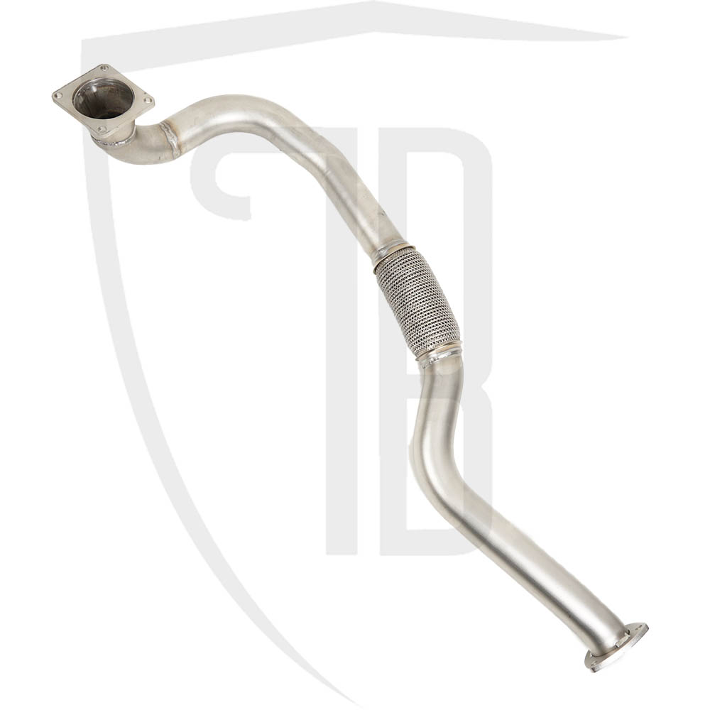 Ragazzon Exhaust Front Pipe Stainless Steel CAT