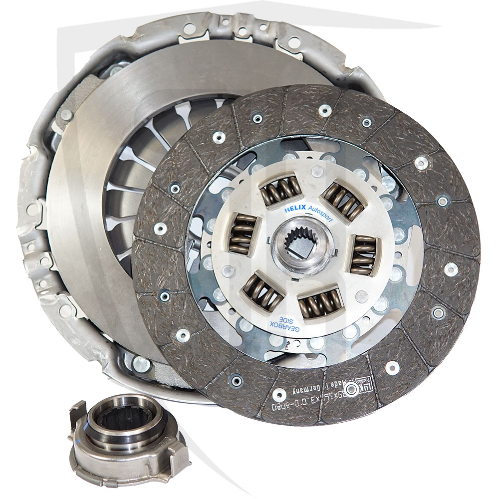Clutch kit pull type - helix 360