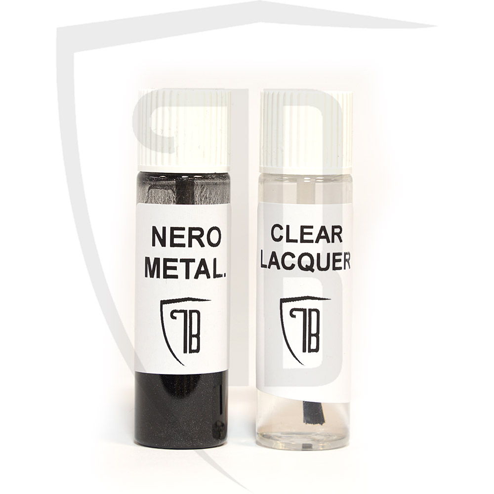 Touch Up Pen 602 Nero Metallic