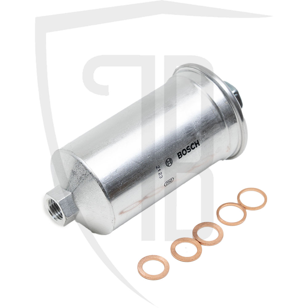 Fuel Filter with Washers