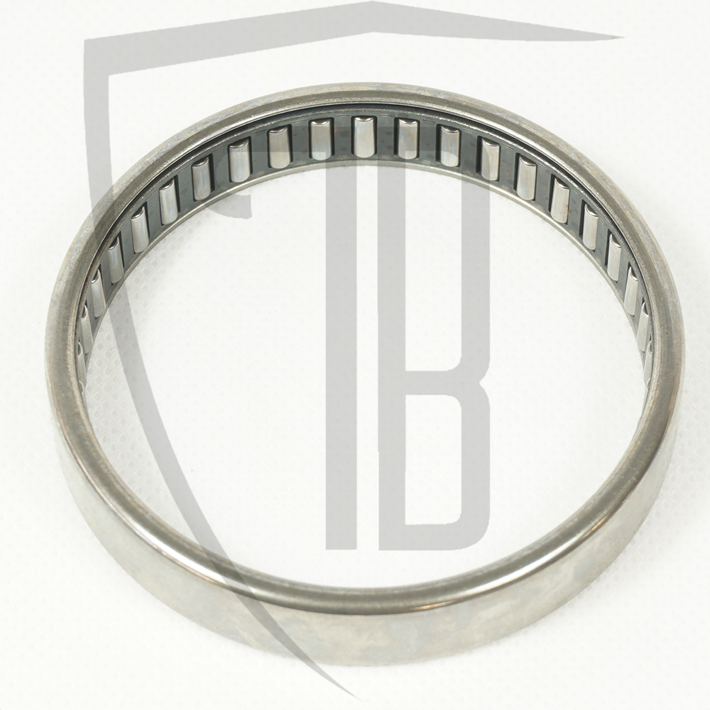 Viscous Coupling Nose Carrier Bearing