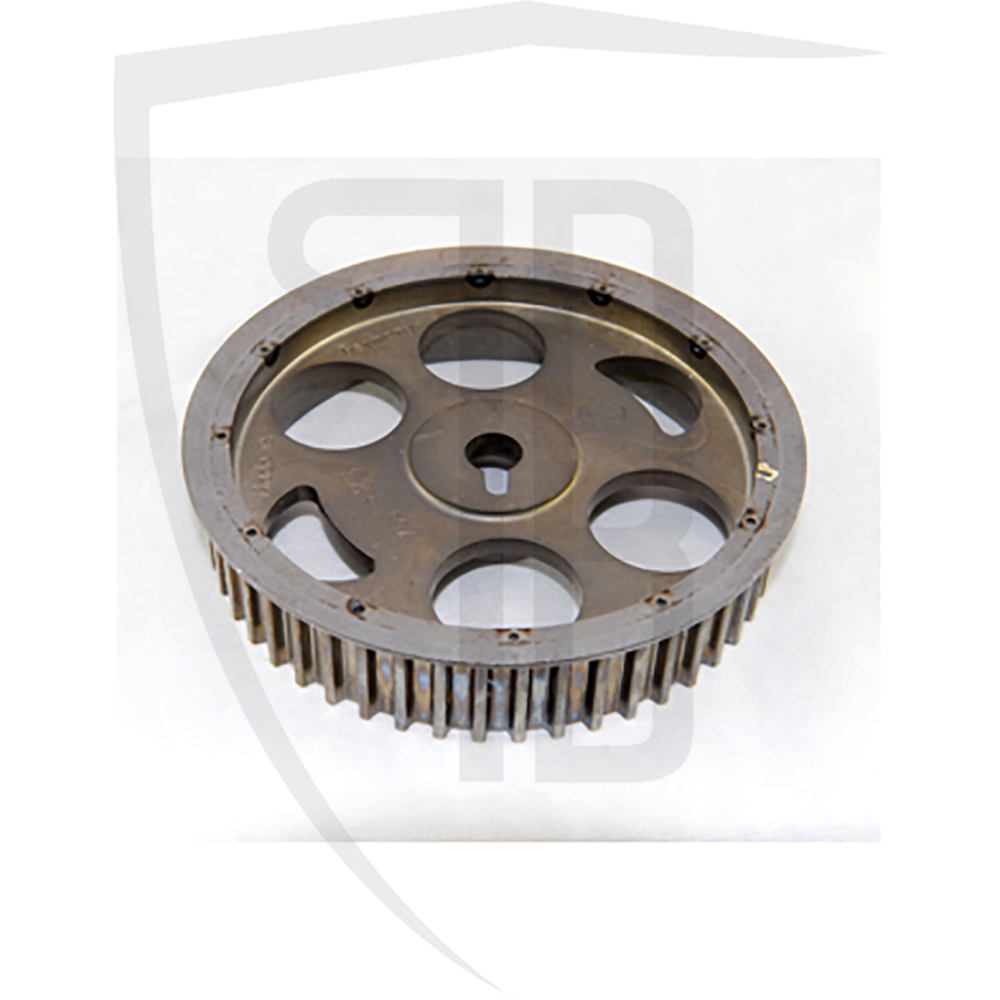Inlet cam pulley