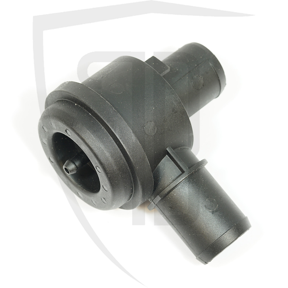 Air recirculation dump valve