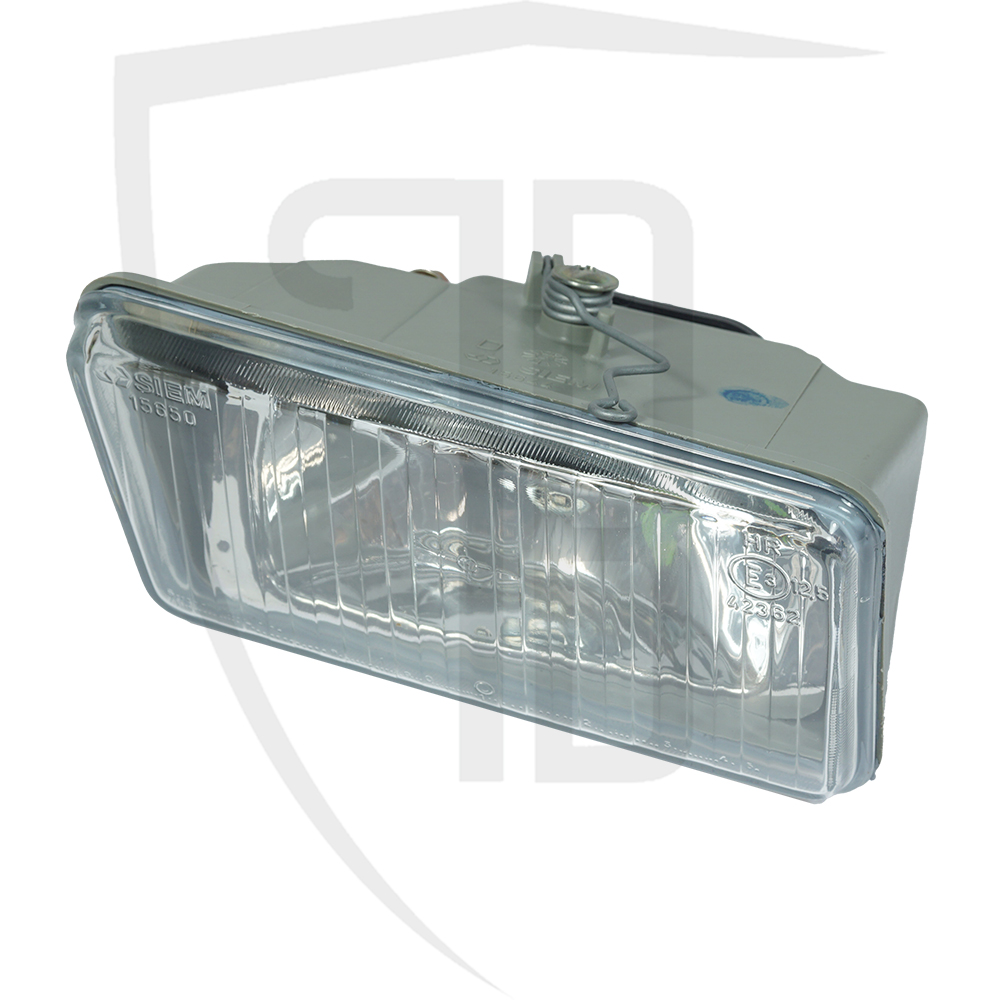 Front fog lamp RH clear