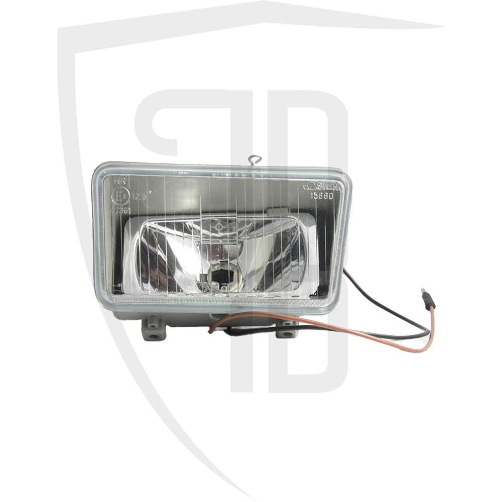 Front fog lamp LH clear
