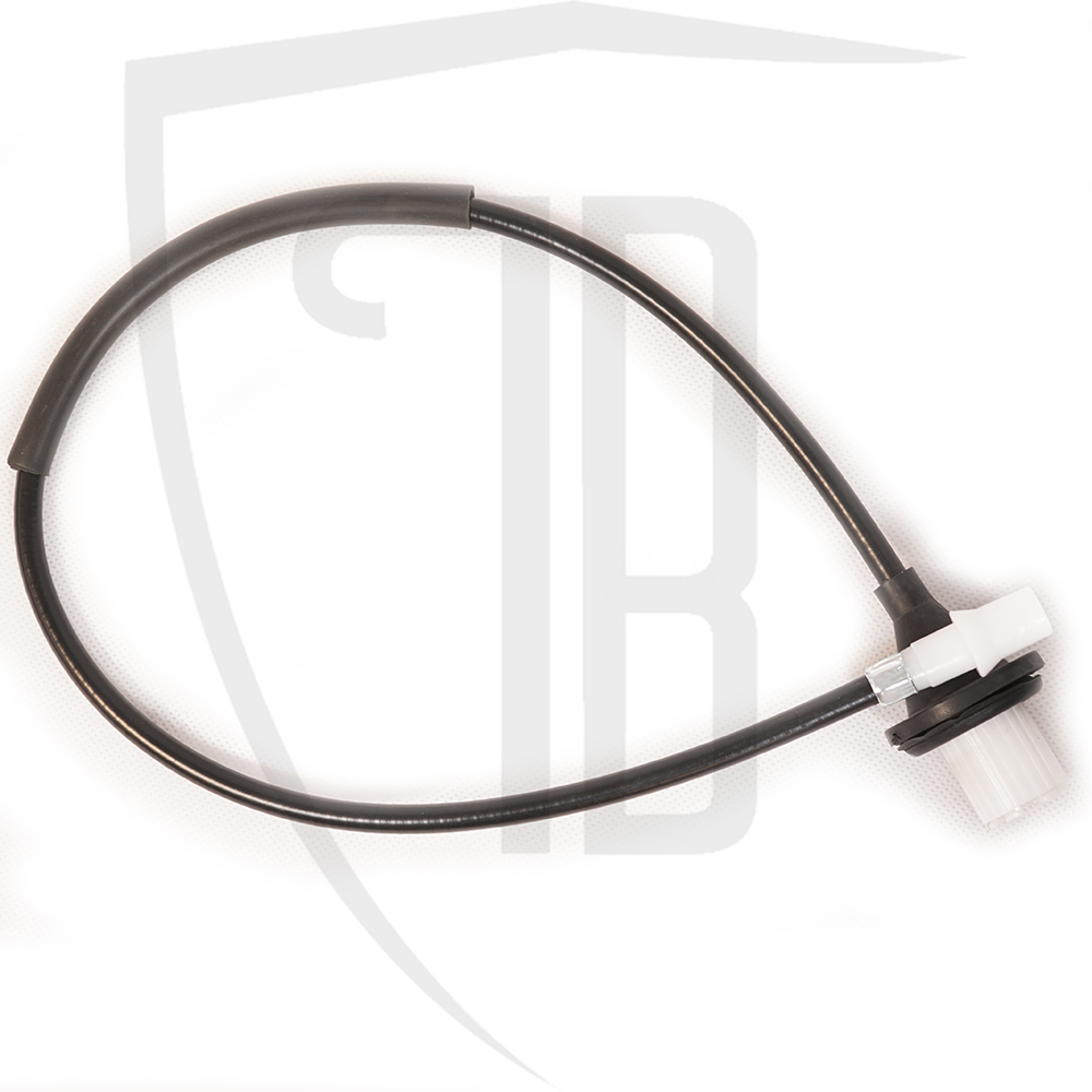 Upper speedo cable