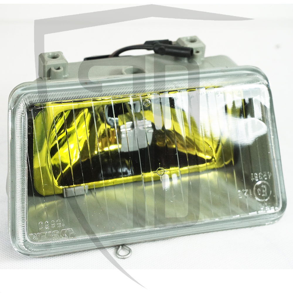 Yellow Fog Lamp for integrale 8v and 16v Left SN