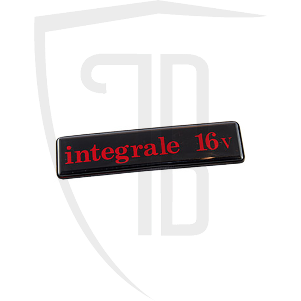 Sill Badge integrale 16v