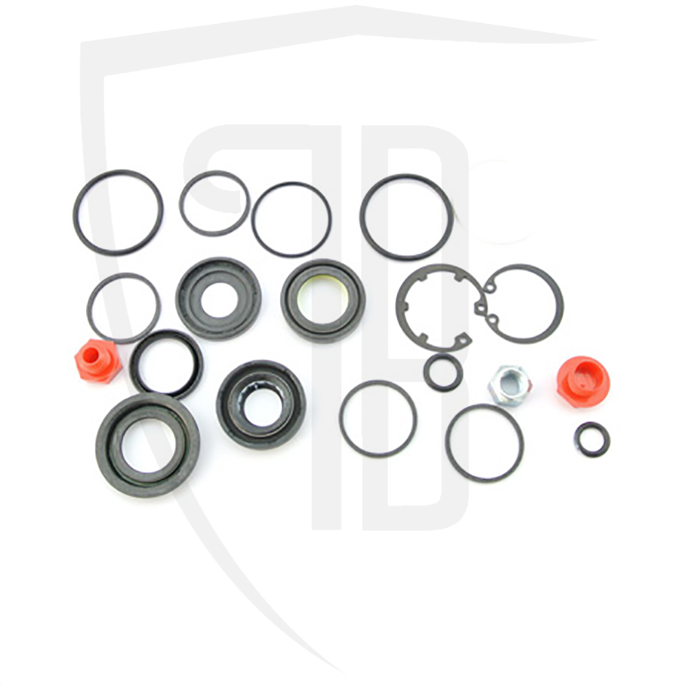 Steering rack seals kit
