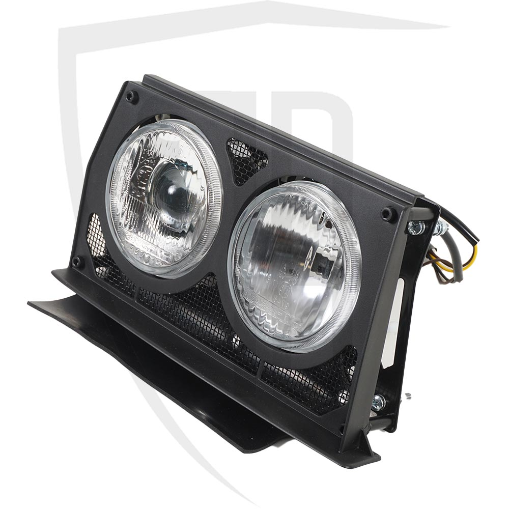 Headlamp assembly RH