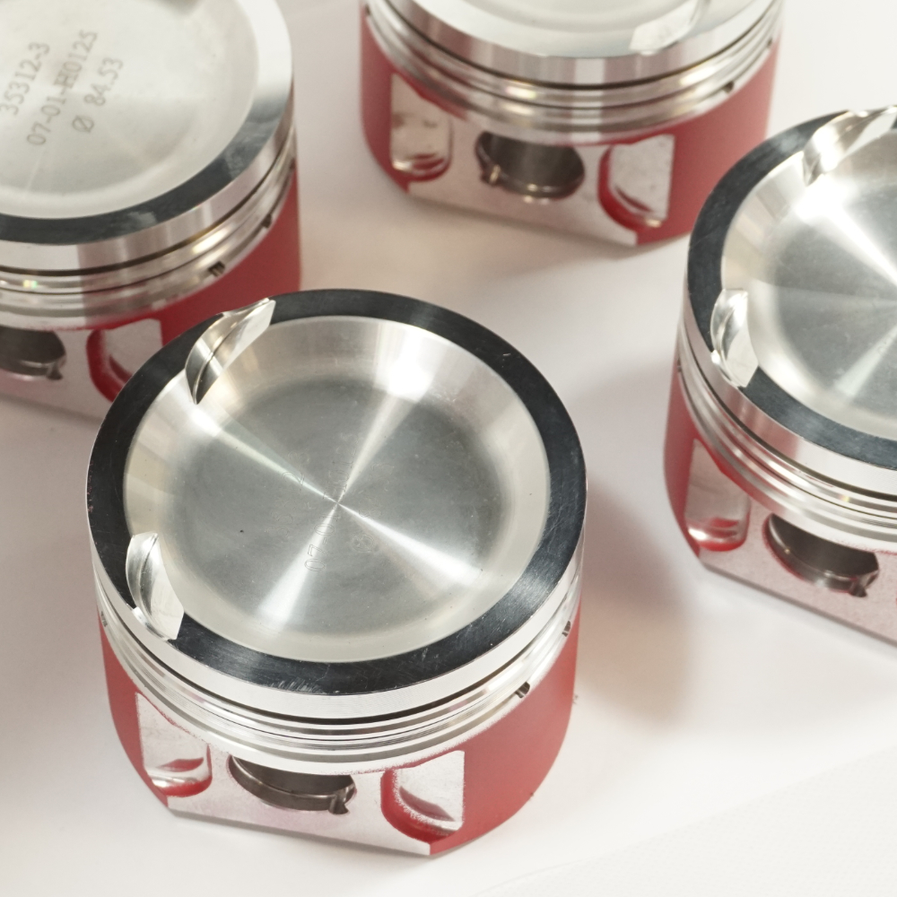 16v forged piston set