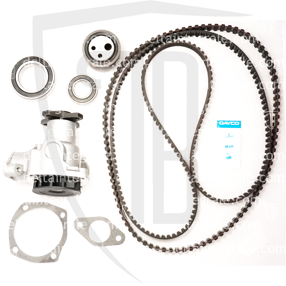 Timing Belt Kit With Water Pump For 16v Engines