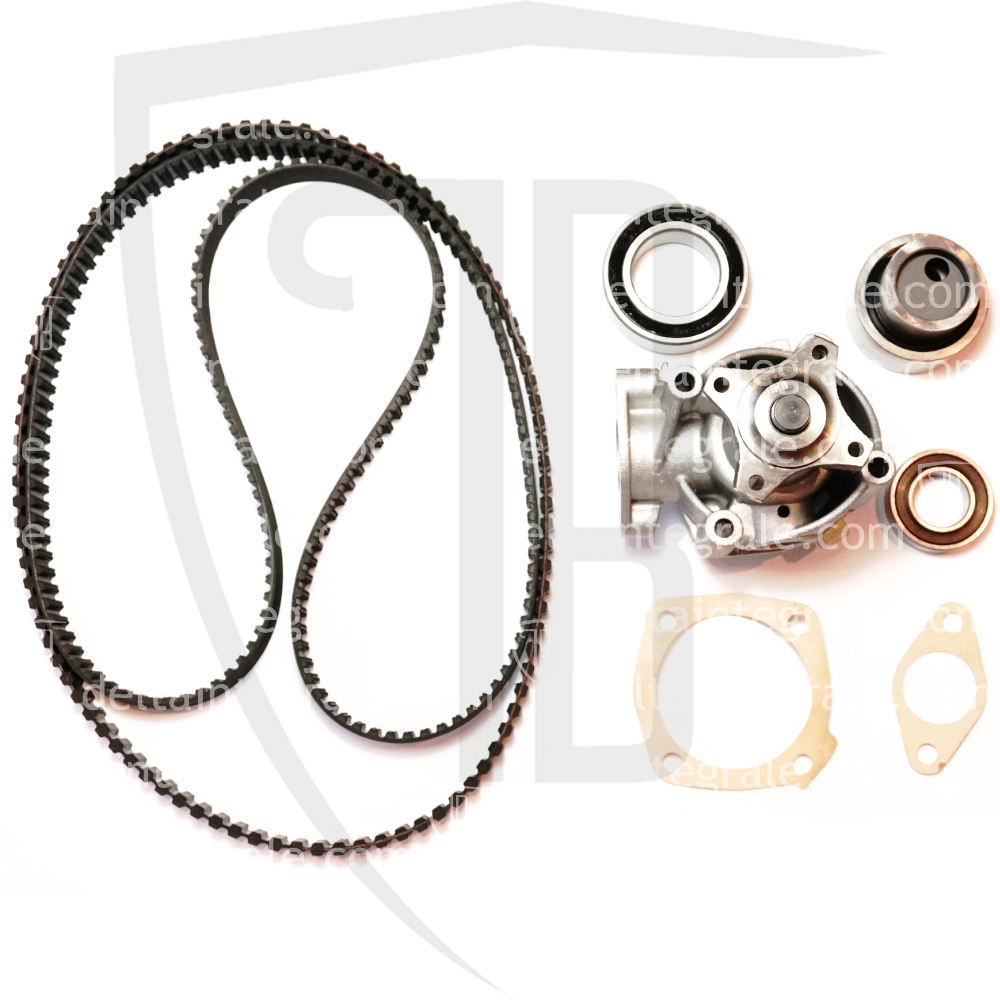 Timing Belt Kit With Water Pump For 8v Engines