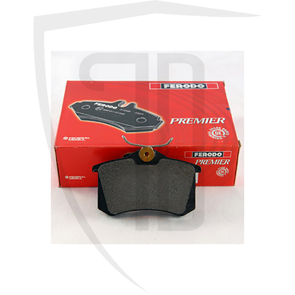 Evo Rear Brake Pad Set Ferodo Premier