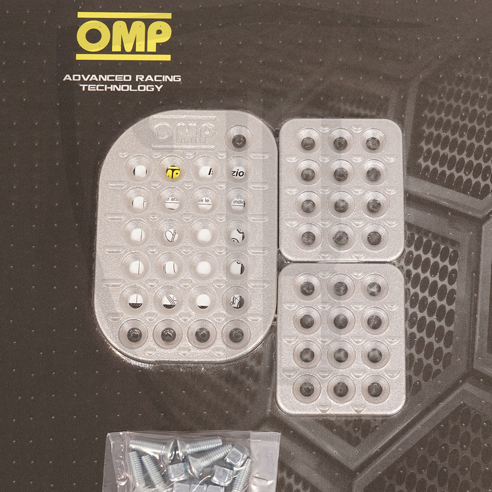 OMP Pedals