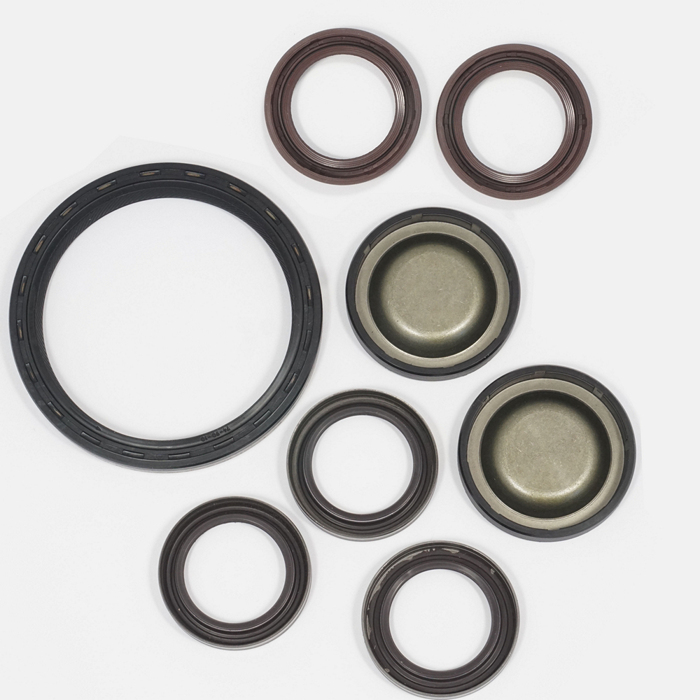 16v Complete Rotary Seal Set
