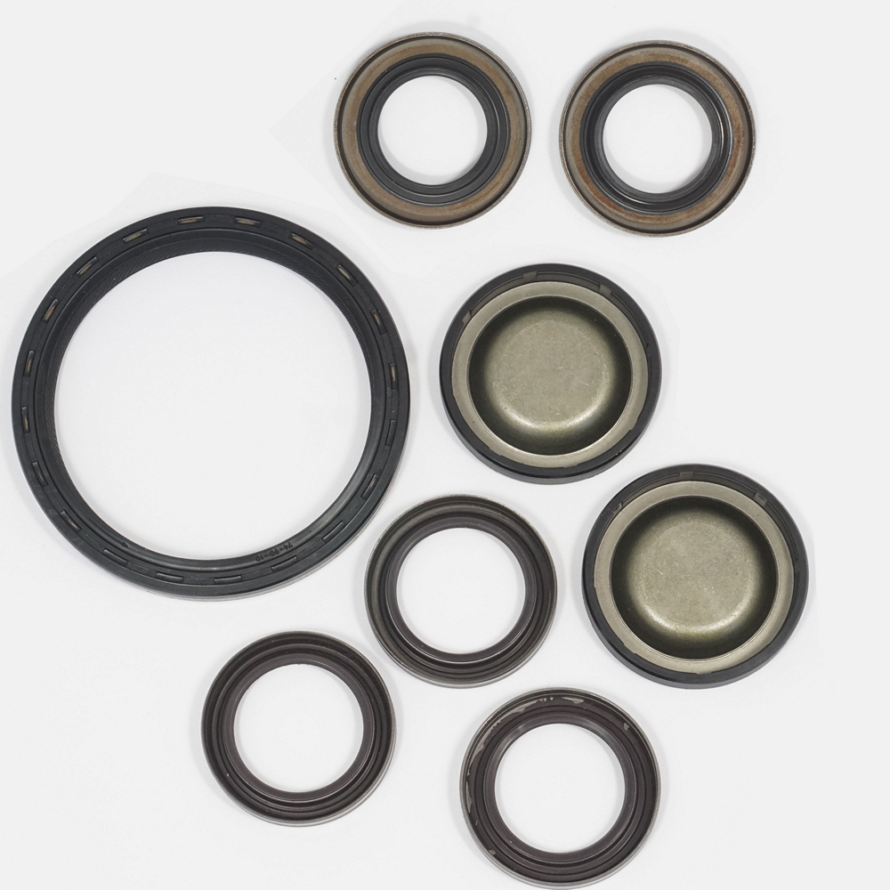 8v Complete Rotary Seal Set